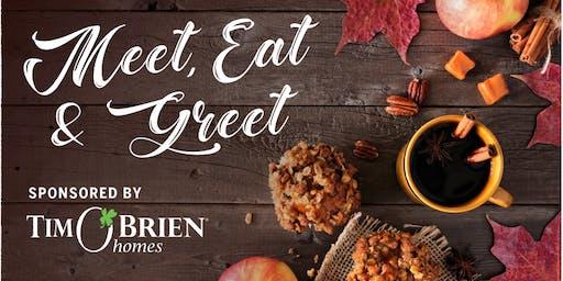 Meet, Eat & Greet