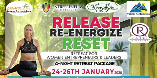 Release, Re-Energize, Reset Retreat for Women Leaders & Entrepreneurs