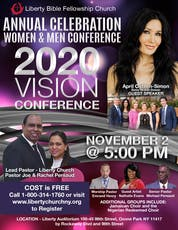 2020 Vision Conference- Guest Speaker April Osteen-Simon tickets