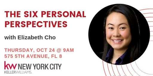 The Six Personal Perspectives with Elizabeth Cho