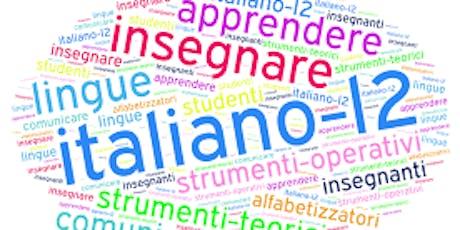 Criticità nella  didattica dell'italiano rivolta a stranieri (migranti) biglietti