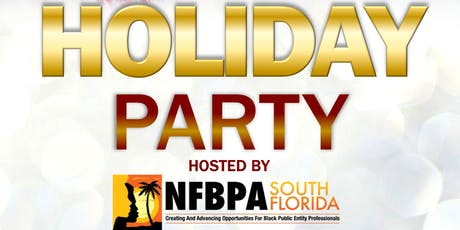 National Forum for Black Public Administrators Holiday Party tickets