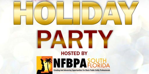 National Forum for Black Public Administrators Holiday Party