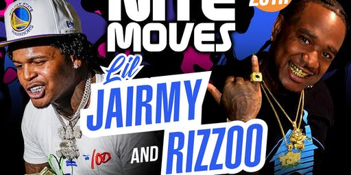 Rizzo Rizzo & Lil Jairmy Live in concert