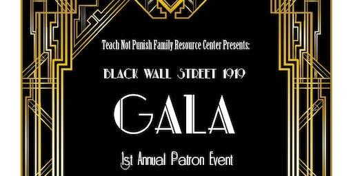 Black Wall Street 1919 Gala