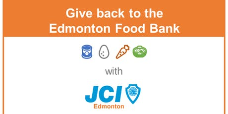 Volunteering at the Edmonton Food Bank tickets