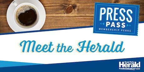 Meet the Herald tickets