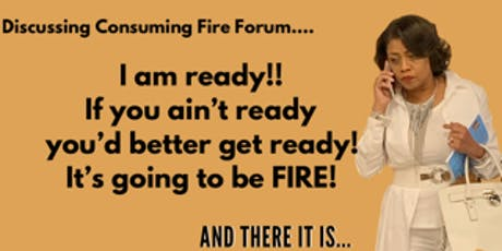 Women Without Limits Ministry presents Consuming Fire Forum tickets