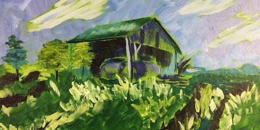 Expressions in Painting 6-week Artist Series