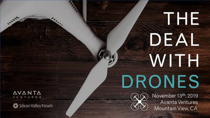 The Deal With Drones tickets