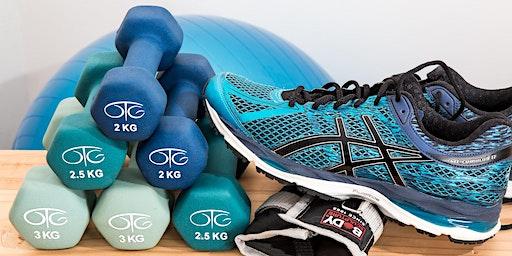 Mobilisation, cardio et renforcement musculaire adapté à la Clinique du Sport - 10€