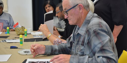 Make Moments Art Workshop – Papakura Art Gallery