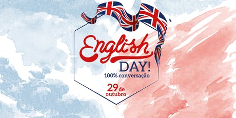 English Day! ingressos
