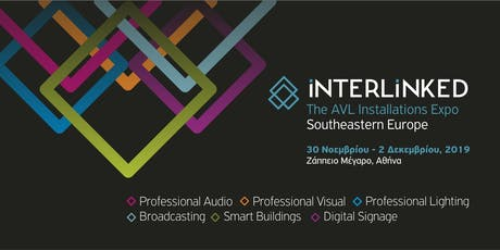 iNTERLiNKED Expo Greece & Southeastern Europe 2019 tickets