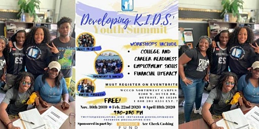 Developing K.I.D.S' Youth Summit