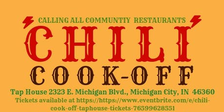 Chili Cook-Off @ TapHouse tickets