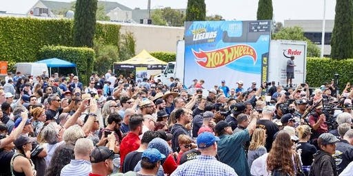 Hot Wheels Legend Tour Coming to a Panorama City Walmart Parking Lot