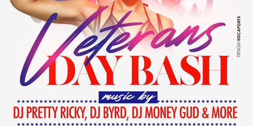 Veterans Day Bash at Myth