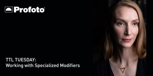 Profoto TTL Tuesday: Working with Specialized Modifiers
