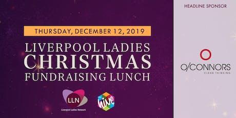 LLN Christmas Lunch 12 Dec 2019 tickets