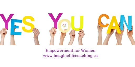 YesYOUCan Empowerment for Women Meetup