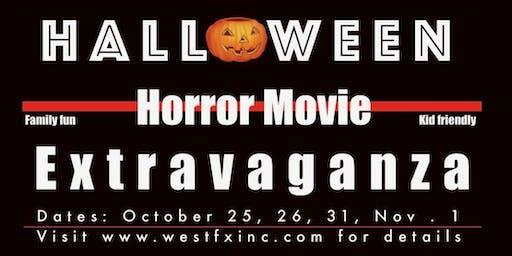 Halloween Horror Movie Extravaganza