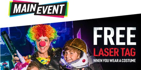 Main Event FUN-O-WEEN tickets