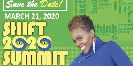 Shift 2020 Summit tickets