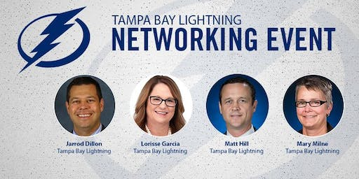 Tampa Bay Lightning Networking Event Presented by TeamWork Online