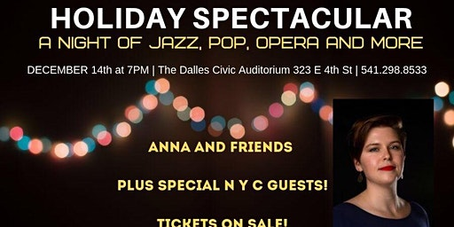 HOLIDAY SPECTACULAR AT THE CIVIC