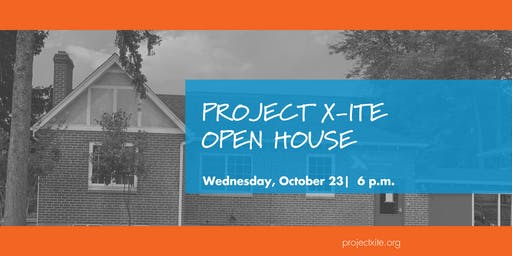 Open House @ THE X-ITE HOUSE