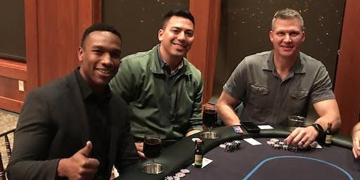 Texas Hold'em Poker Tournament for Special Olympics