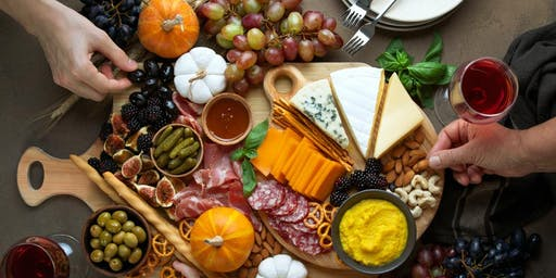 Holiday Cheese and Wine Pairings with Jackie and Corrin @ the Village