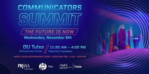 2019 Communicators Summit: The Future is Now