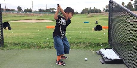 TGR Learning Lab- Super Junior Golf Series- Fundamentals of Impact tickets