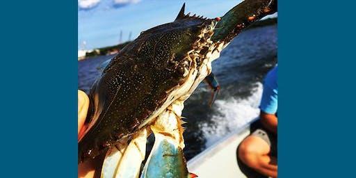 West Marine Presents a Crab Seminar