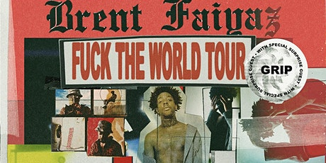 Brent Faiyaz at The Ground Miami - FTW Tour tickets