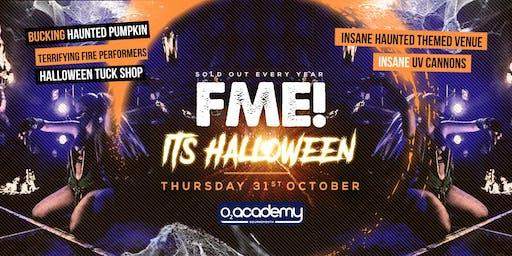 F*CK ME It's Halloween - Bournemouth 2019