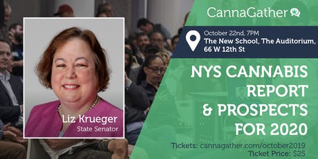 NYS Cannabis Report & Prospects for 2020   Duplicate tickets