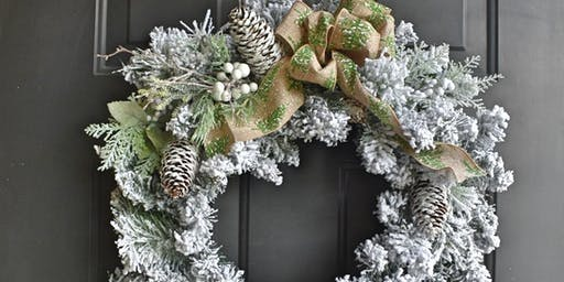 YES YOU CAN-Wreath Making Workshop