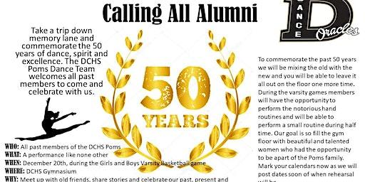 DCHS Poms Alumni Event