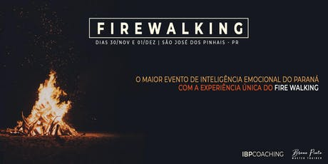 Fire Walking ingressos
