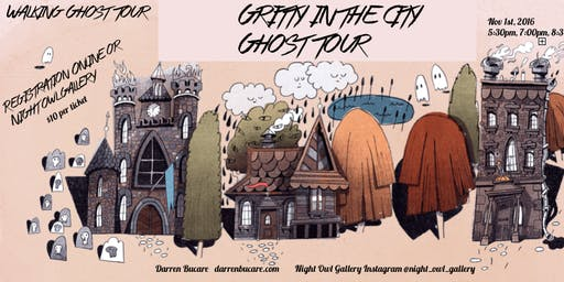 Gritty In The City Ghost Tour