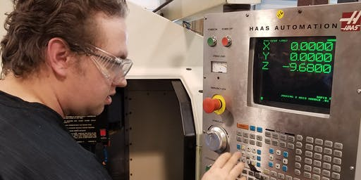 CNC Operator Training Information Session