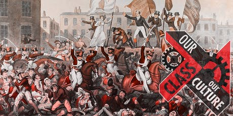 After Peterloo: the 1820 Strike for Democracy tickets