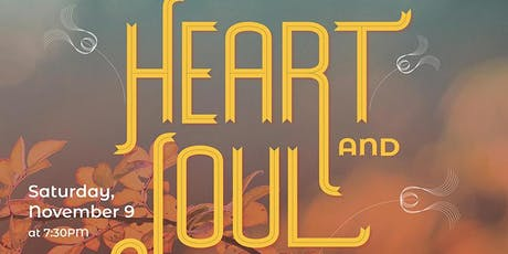 Heart and Soul tickets