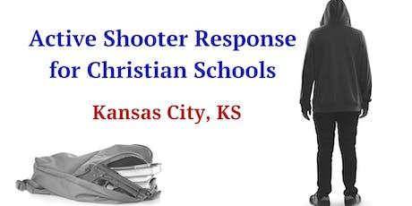 Active Shooter/Intruder Response for Christian Schools- Leavenworth, KS tickets