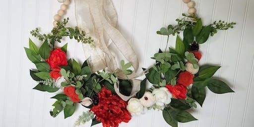Fall Wreath - Servant Leadership