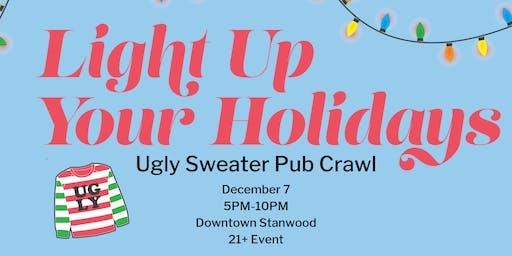 Ugly Sweater Pub Crawl