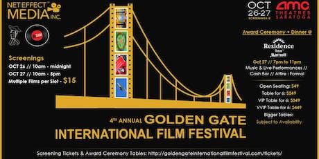Golden Gate International Film Festival tickets